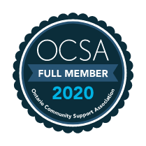 OCSA Full Member 2020 - Ontario Community Support Association
