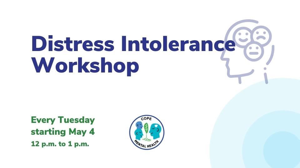 Distress Intolerance