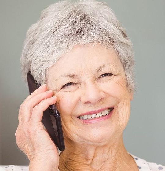 Telephone Reassurance